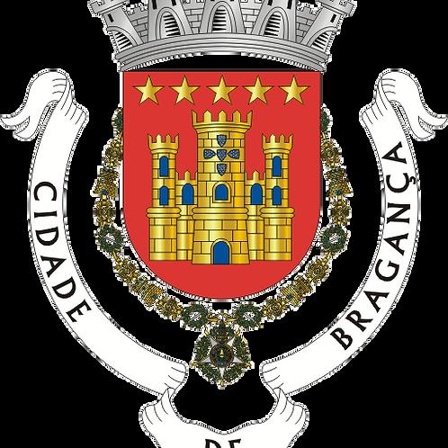 Autocolante Vinil - embª 24 - Bragança