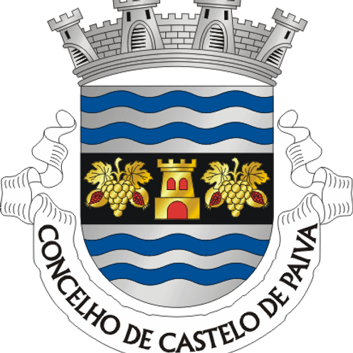 Autocolante Vinil - embª 24 - Castelo de Paiva