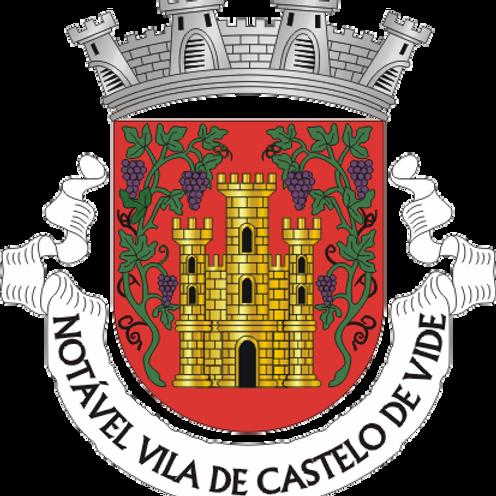 Autocolante Vinil - embª 24 - Castelo de Vide