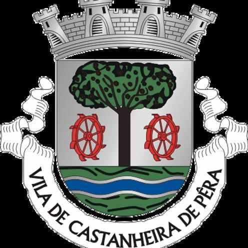 Autocolante Vinil - embª 24 - Castanheira de Pera