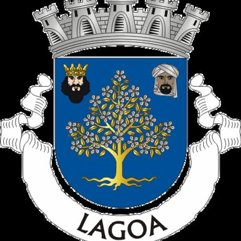Autocolante Vinil - embª 24 - Lagoa