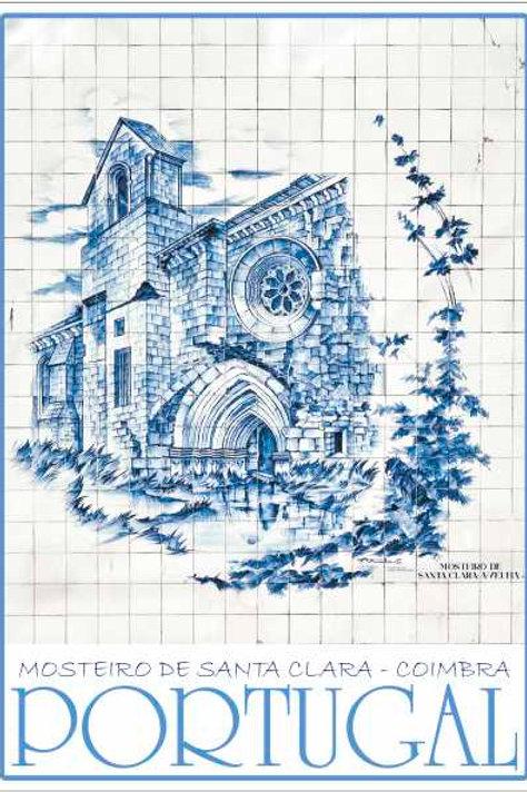 Azulejos Coimbra 8