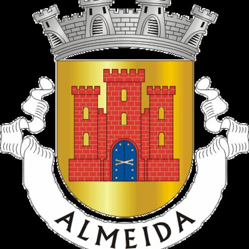 Autocolante Vinil - embª 24 - Almeida