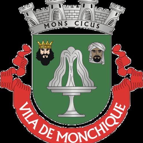 Autocolante Vinil - embª 24 - Monchique
