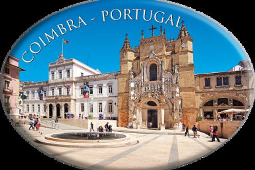 Íman oval Coimbra 5 - embª 12