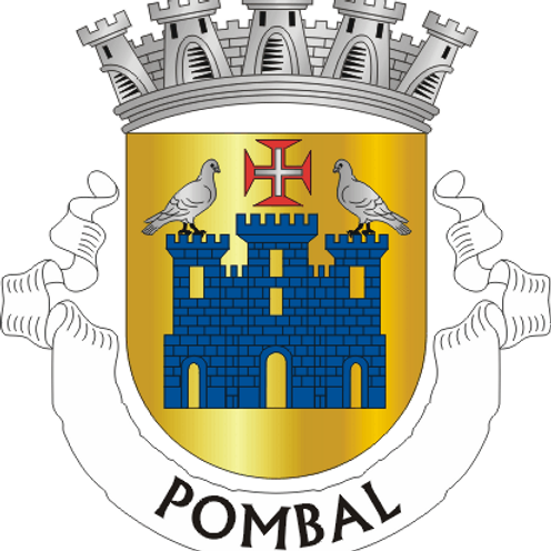 Autocolante Vinil - embª 24 - Pombal