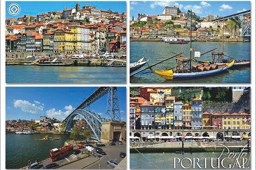 Porto 30 - embª 50