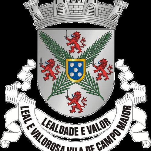 Autocolante Vinil - embª 24 - Campo Maior