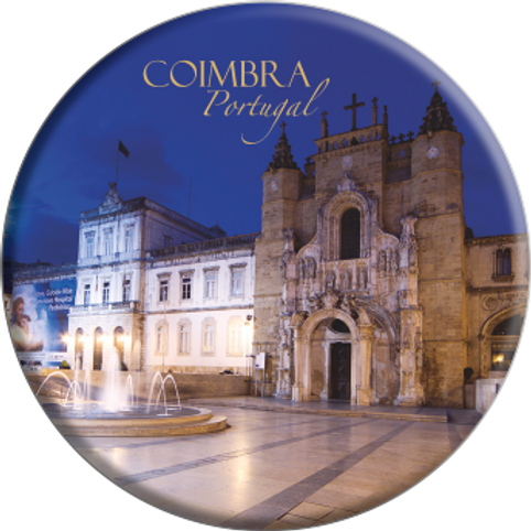 Íman 58mm Coimbra 14 - embª 12