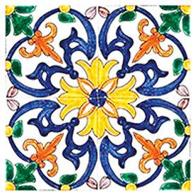 Postal 15x15cm - Azulejo 11 - embª 50