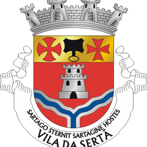 Autocolante Vinil - embª 24 - Sertã