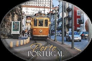 Íman oval Porto 11 - embª 12