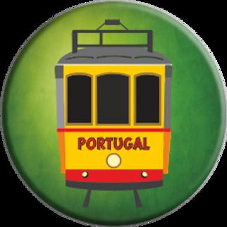 íman 58mm   Portugal 24   embª 12
