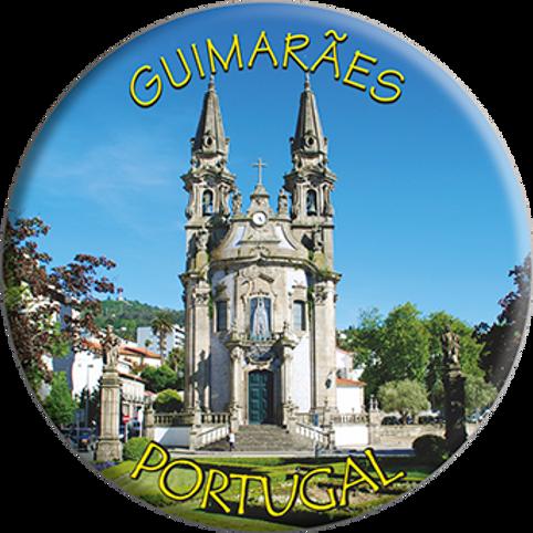 Íman 58mm | Guimarães 6 | embª12
