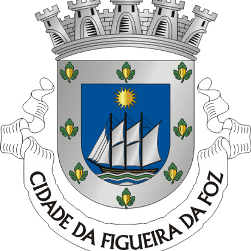 Autocolante Vinil - embª 24 - Figueira da Foz
