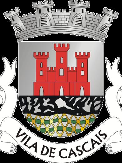 Autocolante Vinil - embª 24 - Cascais