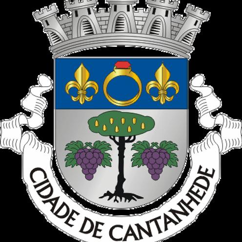 Autocolante Vinil - embª 24 - Cantanhede