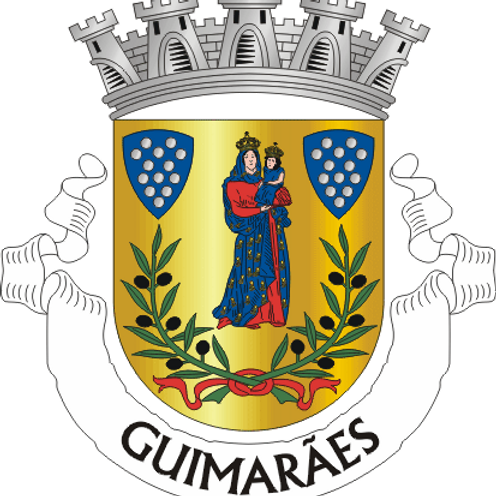 Autocolante Vinil - embª 24 - Guimarães