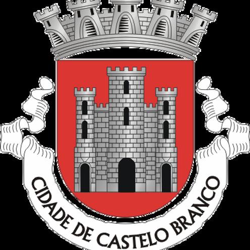 Autocolante Vinil - embª 24 - Castelo Branco