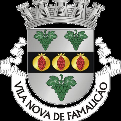 Autocolante Vinil - embª 24 - Vila Nova de Famalicão
