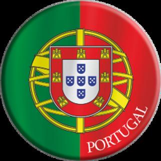 íman 58mm   Portugal 3   embª 12