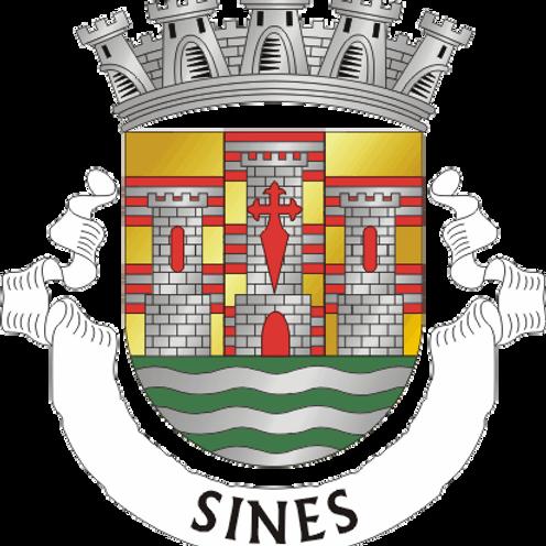 Autocolante Vinil - embª 24 - Sines