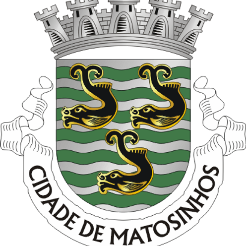 Autocolante Vinil - embª 24 - Matosinhos