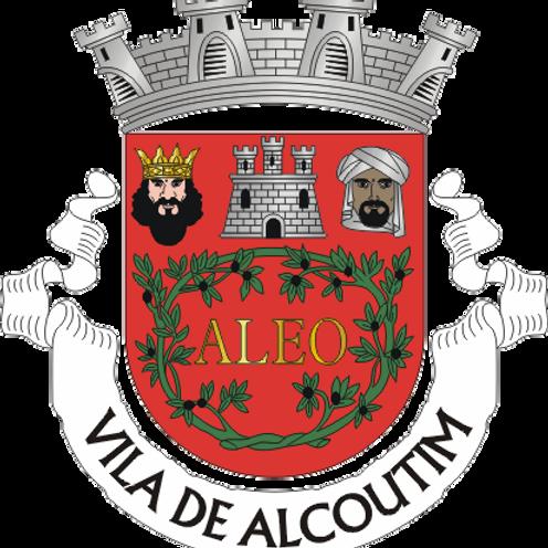 Autocolante Vinil - embª 24 - Alcoutim