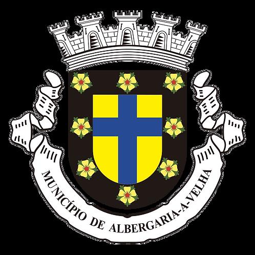 Autocolante Vinil - embª 24 - Albergaria-a-Velha