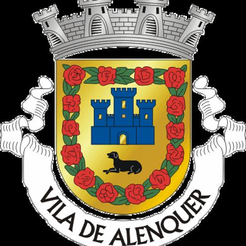 Autocolante Vinil - embª 24 - Alenquer