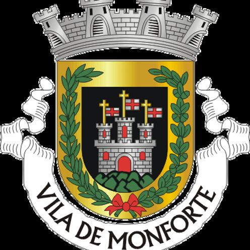 Autocolante Vinil - embª 24 - Monforte