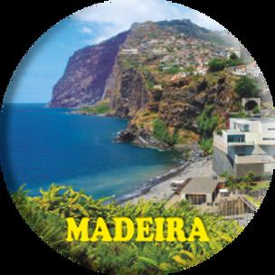 íman 58 Madeira 3 - embª 12