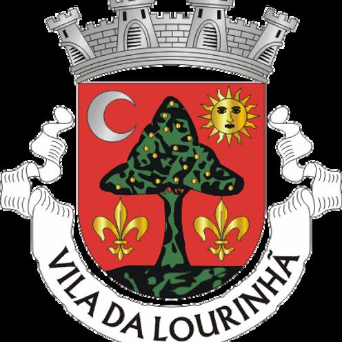 Autocolante Vinil - embª 24 - Lourinhã