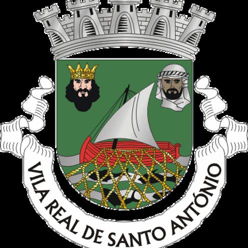 Autocolante Vinil - embª 24 - Vila Real de Santo António