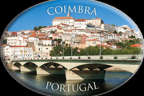 Íman oval Coimbra 4 - embª 12