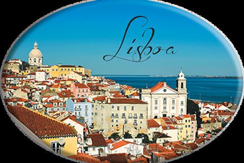Íman 45x65mm | Lisboa 10 | embª 12