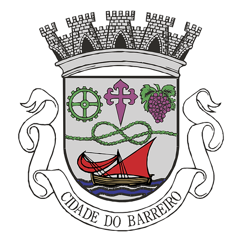 Autocolante Vinil - embª 24 - Barreiro