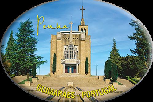 Íman 45x65 | Guimarães 5 | embª 12