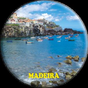íman 58 Madeira 7 - embª 12