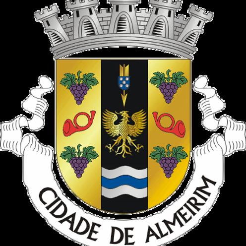 Autocolante Vinil - embª 24 - Almeirim
