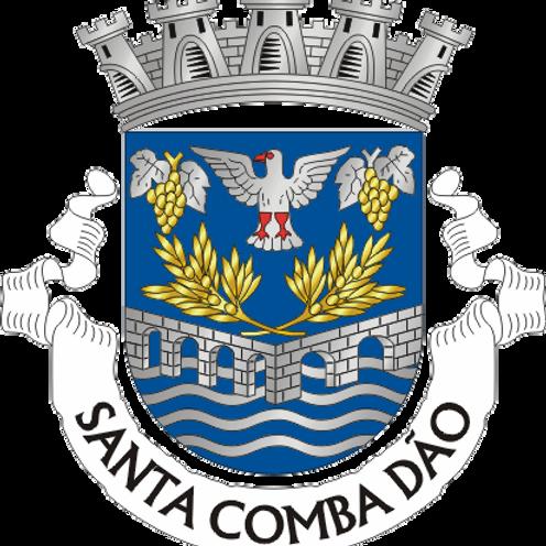 Autocolante Vinil - embª 24 - Santa Comba Dão