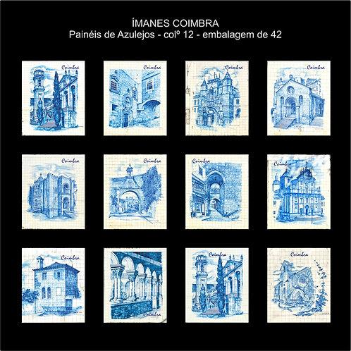 Íman colº painéis de azulejos - embª 42