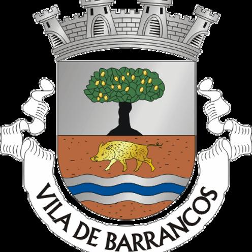 Autocolante Vinil - embª 24 - Barrancos