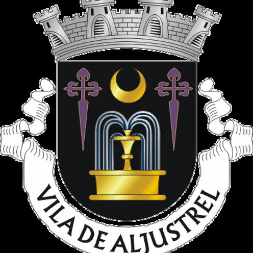 Autocolante Vinil - embª 24 - Aljustrel