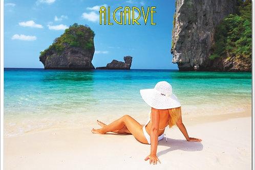 Postal Algarve 1   embª 50