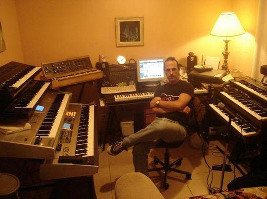 "Em 2002, Home Studio ""Awaken"""