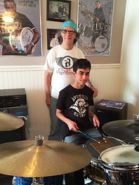 South Bay Drum teacher Torrance Long Beach Drum Lessons