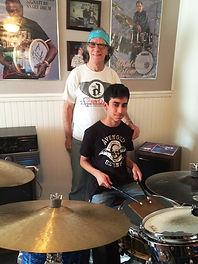South Bay Drum teacher Torrance Long Beach Drum Lessons