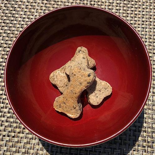 Black Sesame x Cheese