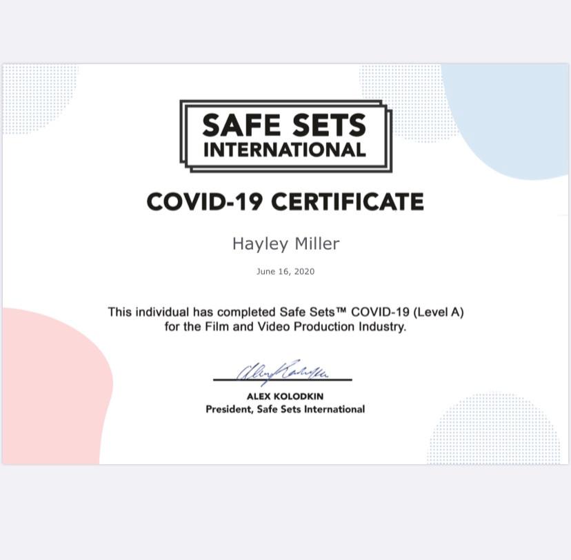 Safe Sets
